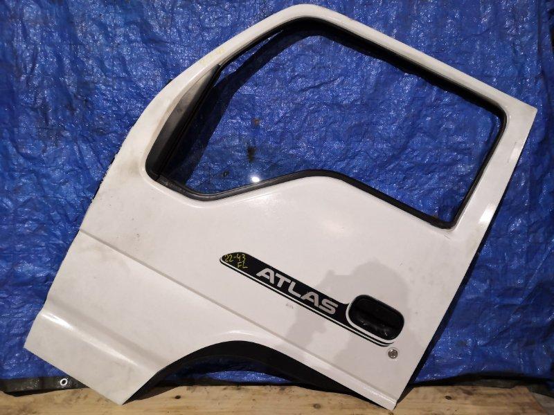 Дверь боковая Isuzu Elf AKR66E 4HF1 передняя левая