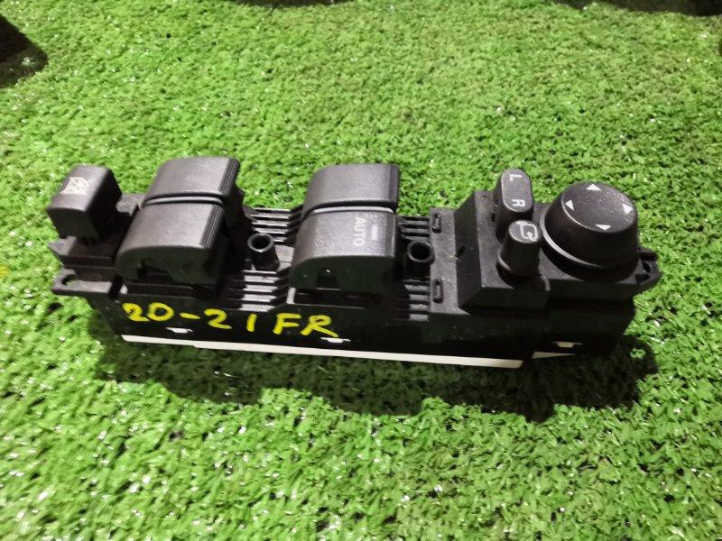Блок управления стеклоподъемниками Mazda Axela BLEFP LF