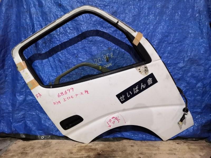 Дверь боковая Toyota Dyna KDY280 2KD-FTV передняя правая