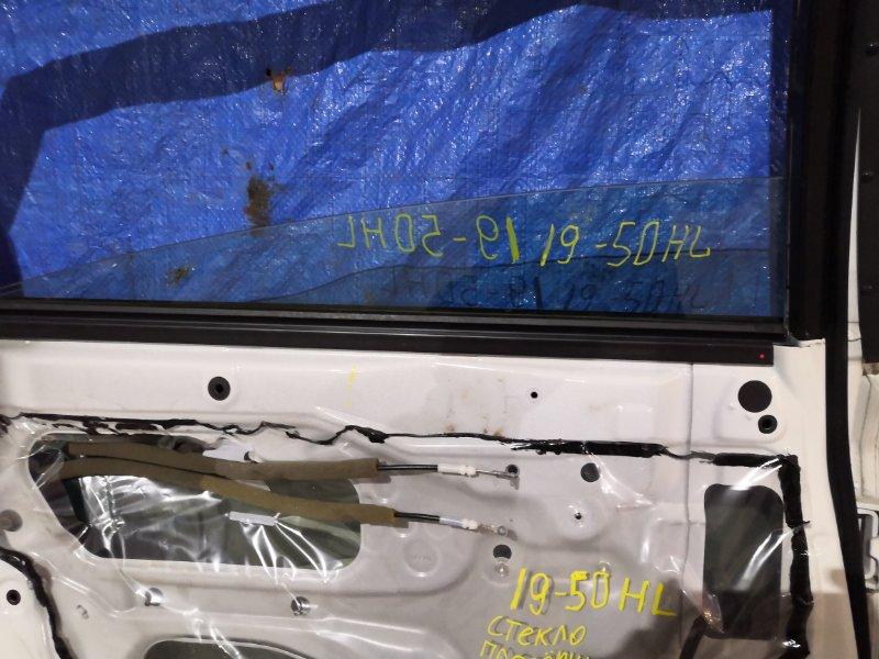 Стекло боковое Nissan Teana J32 VQ25DE заднее левое