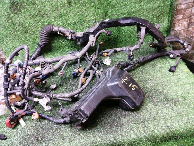 Проводка двигателя Toyota Verossa JZX110 1JZ-FSE