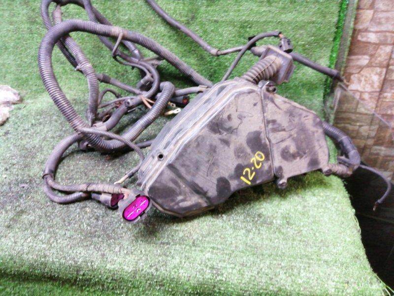 Проводка двигателя Volkswagen Touareg BMV 2007