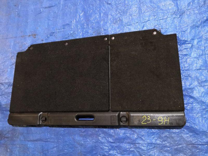 Пол багажника Toyota Vitz NCP90 1NZ-FE
