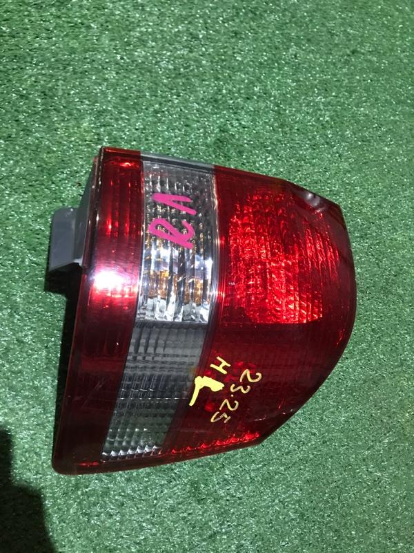 Фонарь стоп-сигнала Toyota Alphard ANH10 2AZ-FE левый