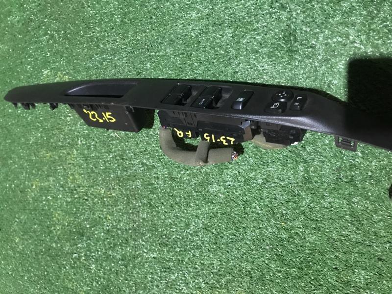 Блок управления стеклоподъемниками Mitsubishi Delica D:2 MB15S K12B