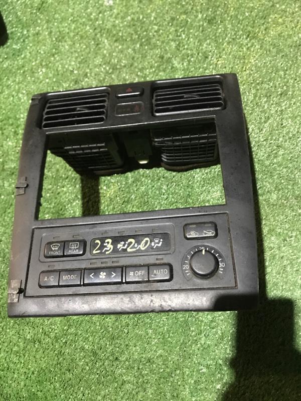 Блок управления климат-контролем Toyota Caldina ST215 3S-FE