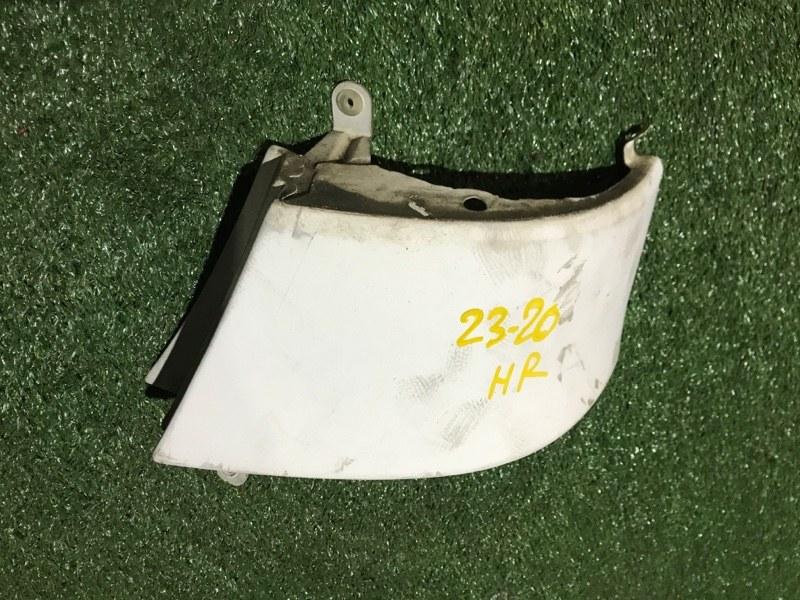 Планка под фонарь Toyota Caldina ST215 3S-FE задняя правая