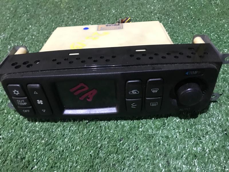 Блок управления климат-контролем Mitsubishi Galant EC7A 4G94
