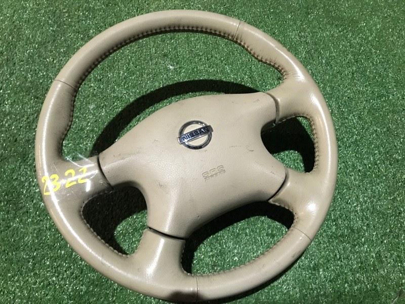 Руль Nissan Serena TNC24 QR20DE