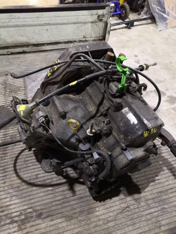Акпп Honda S-Mx RH1 B20B