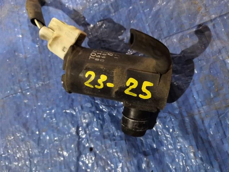 Мотор омывателя Toyota Alphard ANH10 2AZ-FE