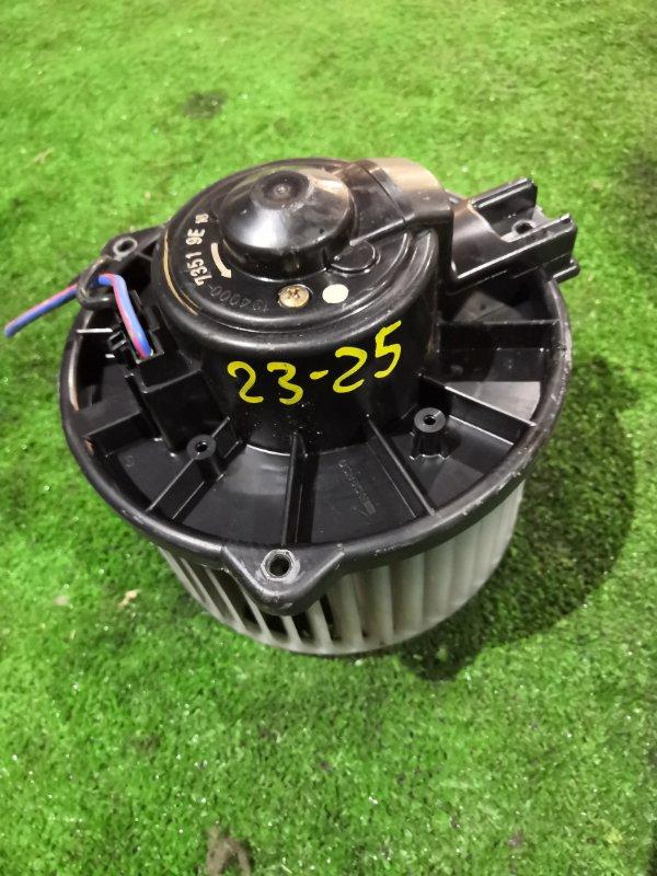 Вентилятор печки Toyota Alphard ANH10 2AZ-FE