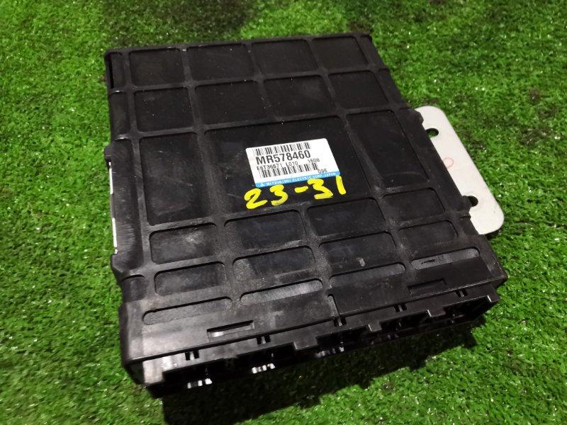 Блок управления двс Mitsubishi Airtrek CU4W 4G64