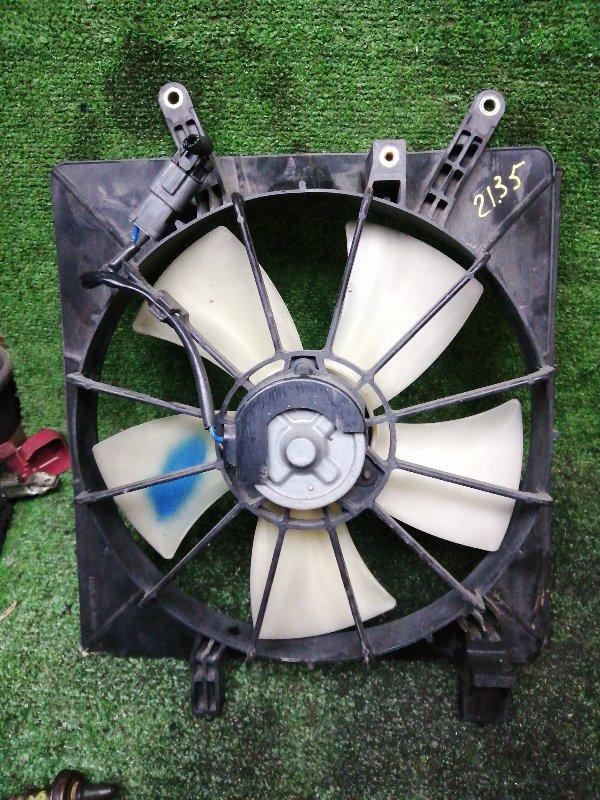 Вентилятор радиатора двигателя Honda Stream RN1 D17A