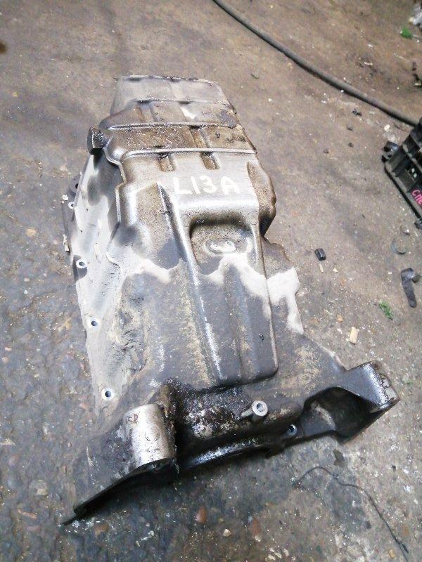 Поддон Honda Fit L13A