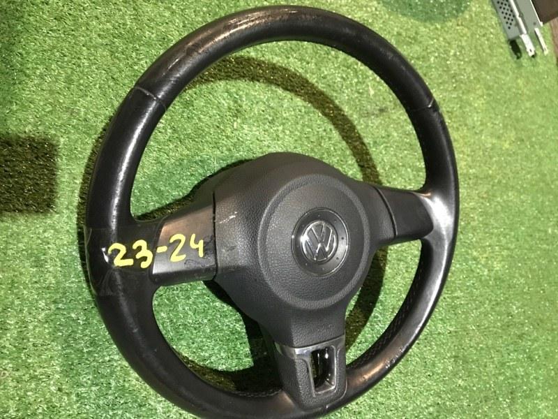 Руль Volkswagen Golf CAX 2009