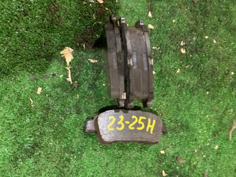 Колодки тормозные Toyota Alphard ANH10 2AZ-FE задние