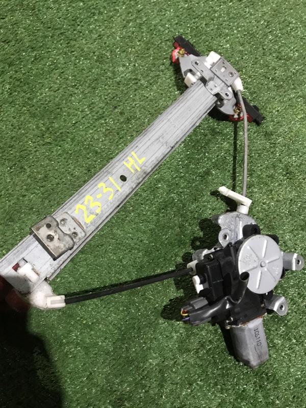 Стеклоподъемник Mitsubishi Airtrek CU4W 4G64 задний левый