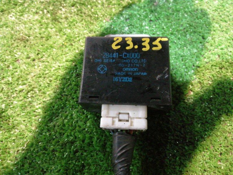 Блок управления Nissan Serena TC24 QR20DE