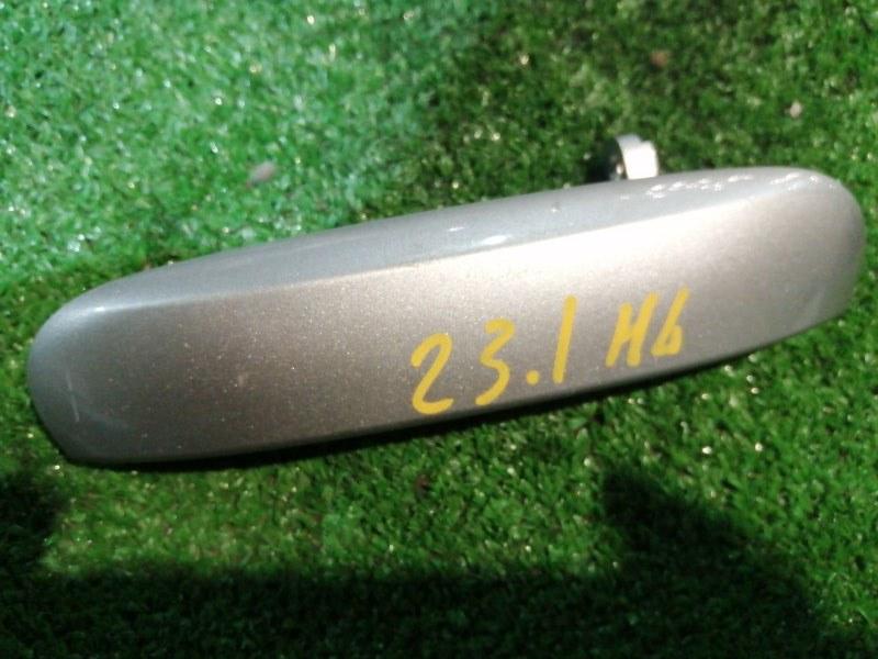 Ручка наружная Mitsubishi Colt Z21A 4A90 задняя левая