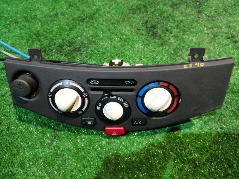 Блок управления климат-контролем Nissan March AK12 CR12DE