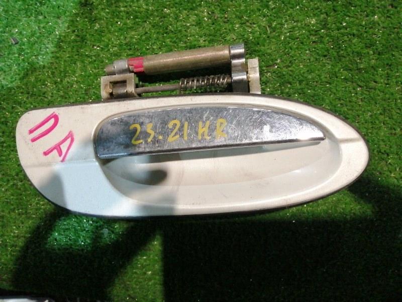 Ручка наружная Nissan Cefiro A33 VQ20DE задняя правая