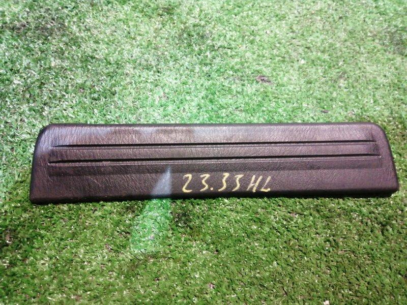 Накладка порога Nissan Bluebird Sylphy QNG10 QG18DE задняя левая