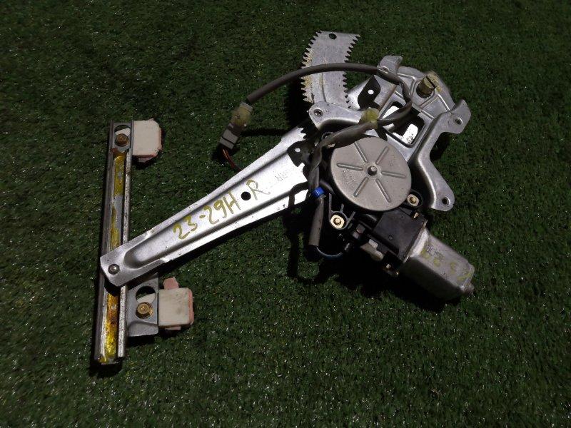 Стеклоподъемник Honda Capa GA4 D15B задний правый