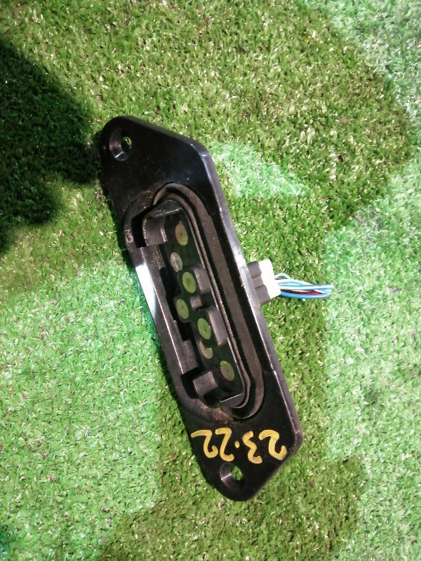 Концевой выключатель Nissan Serena TNC24 QR20DE