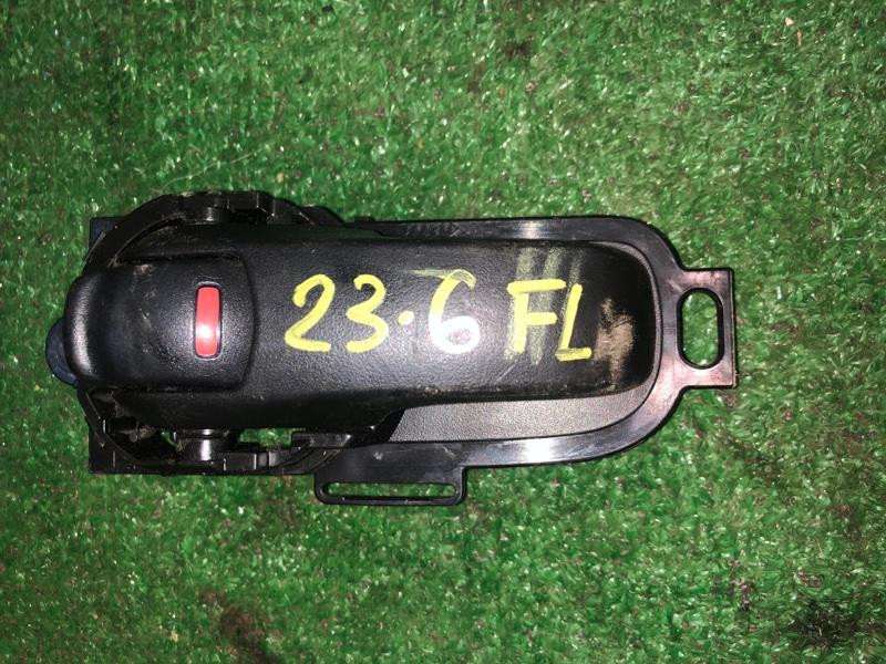 Ручка внутренняя Nissan Cube BZ11 CR14DE RE4F03B FQ40 передняя левая
