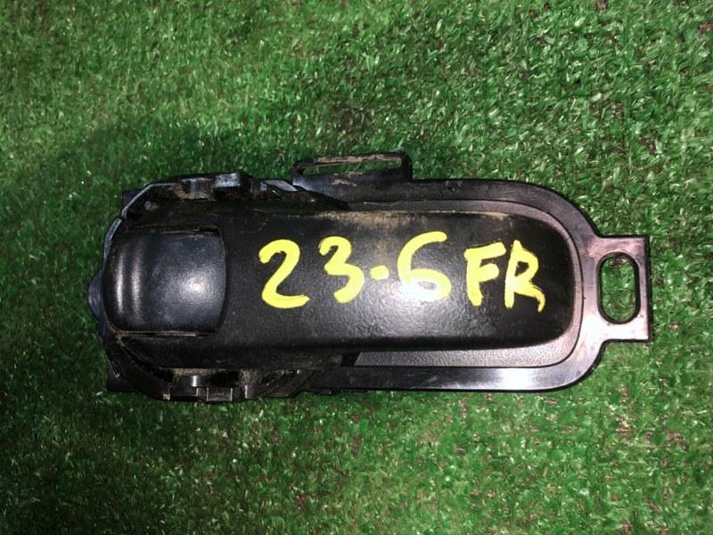 Ручка внутренняя Nissan Cube BZ11 CR14DE RE4F03B FQ40 передняя правая
