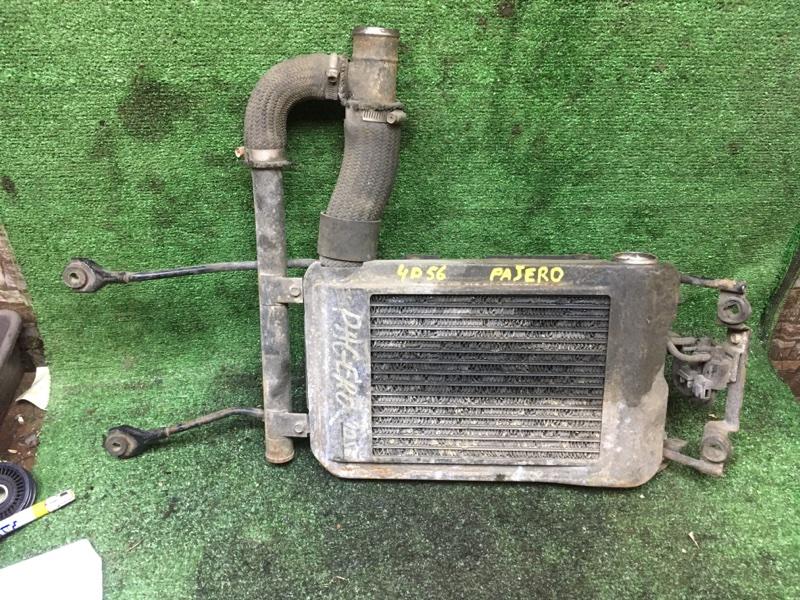 Радиатор интеркулера Mitsubishi Pajero 4D56
