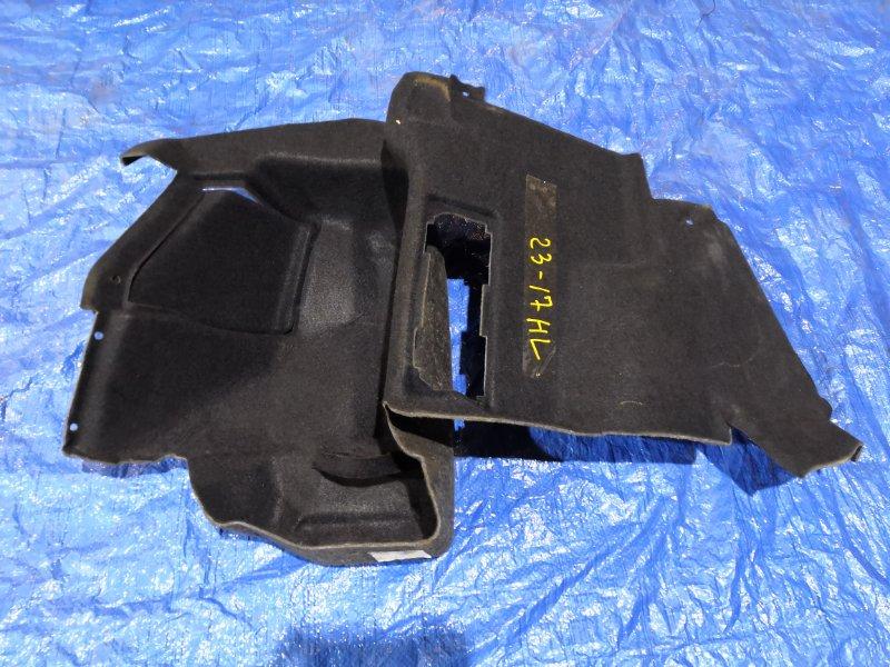 Обшивка багажника Mercedes-Benz C180 Kompressor 203.046 271.946 2004 задняя левая