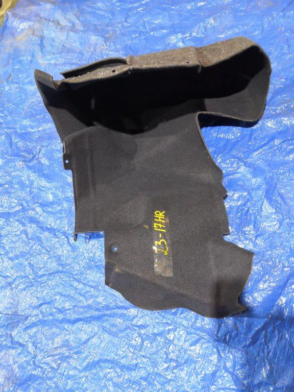 Обшивка багажника Mercedes-Benz C180 Kompressor 203.046 271.946 2004 задняя правая