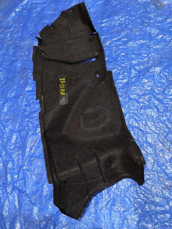 Обшивка багажника Nissan Cefiro A33 VQ20DE задняя правая