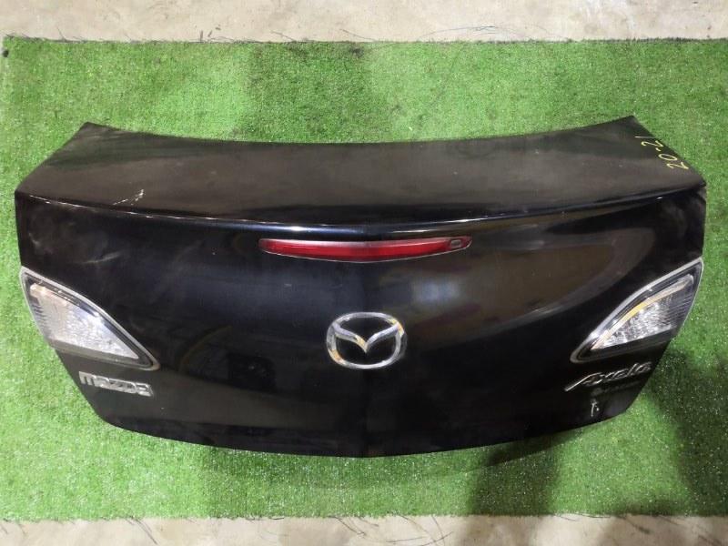 Крышка багажника Mazda Axela BLEFP LF