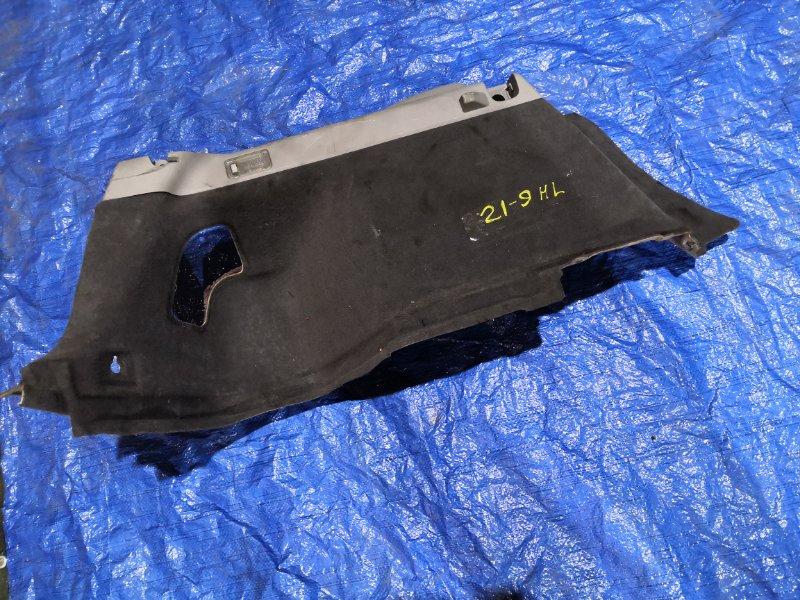 Обшивка багажника Toyota Prius NHW20 1NZ-FXE задняя левая