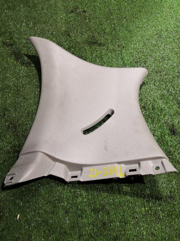 Обшивка стойки кузова Toyota Vitz NCP10 2NZ-FE задняя левая