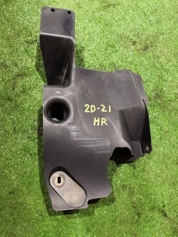 Обшивка багажника Mazda Axela BLEFP LF задняя правая