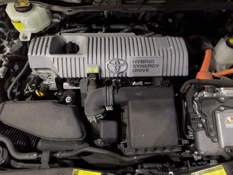 Двигатель Toyota Prius ZVW30 2ZR-FXE