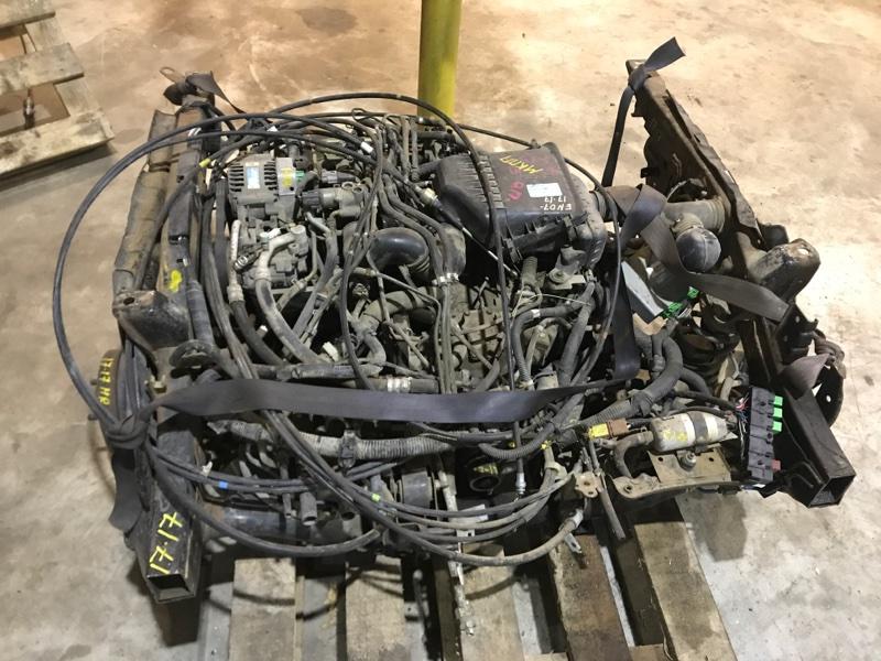 Проводка двигателя Subaru Sambar TT2 EN07