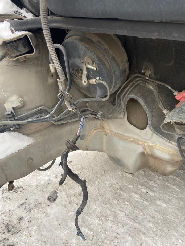Вакуумный усилитель тормоза и сцепления Toyota Harrier MCU10