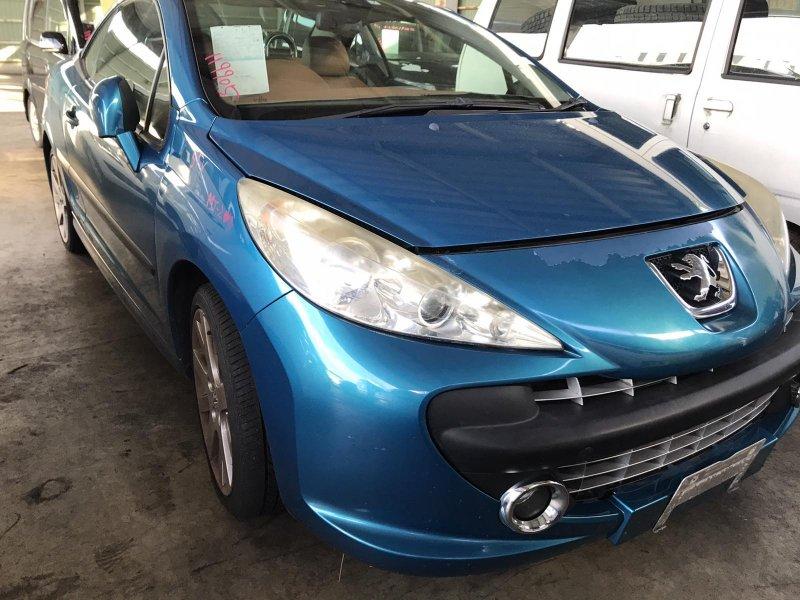 Авто на разбор Peugeot 207Cc 5FX