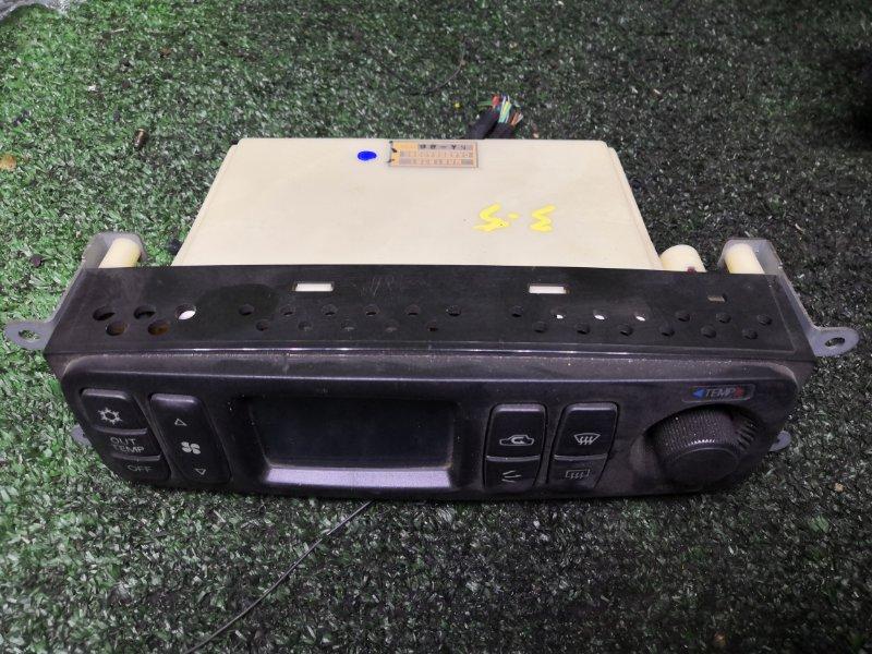 Блок управления климат-контролем Mitsubishi Legnum EC3W 4G64