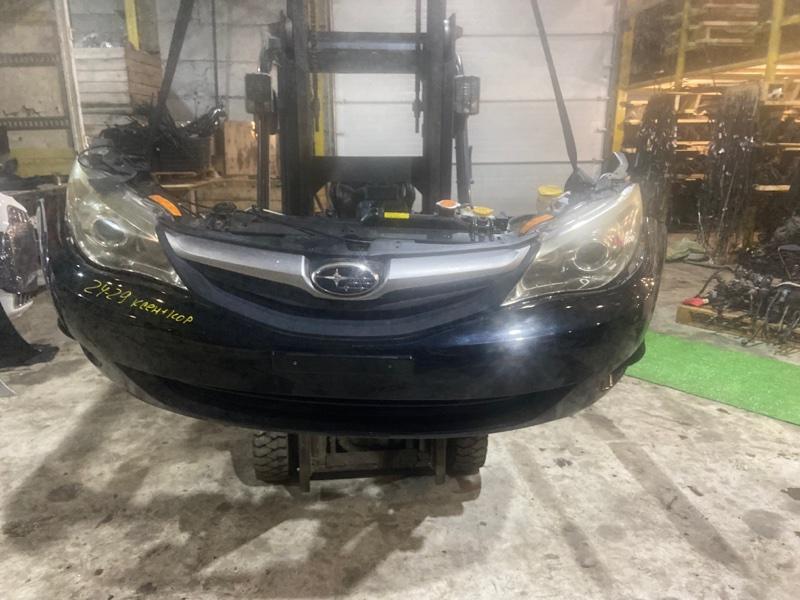 Nose cut Subaru Impreza GH2 EL154