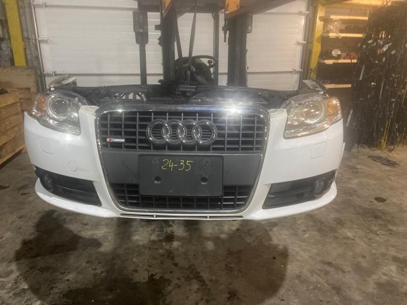 Nose cut Audi A4 BWE 2008