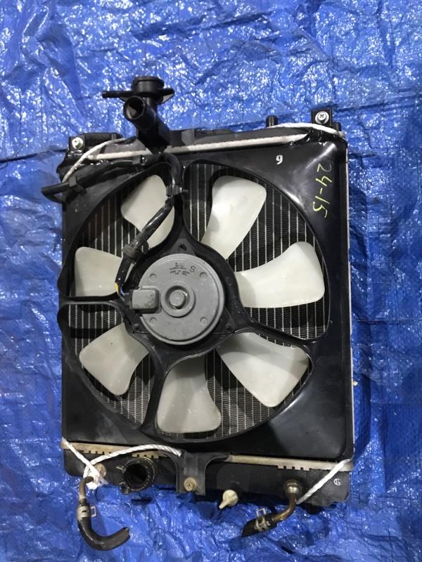Радиатор двигателя Chevrolet Mw ME34S M13A