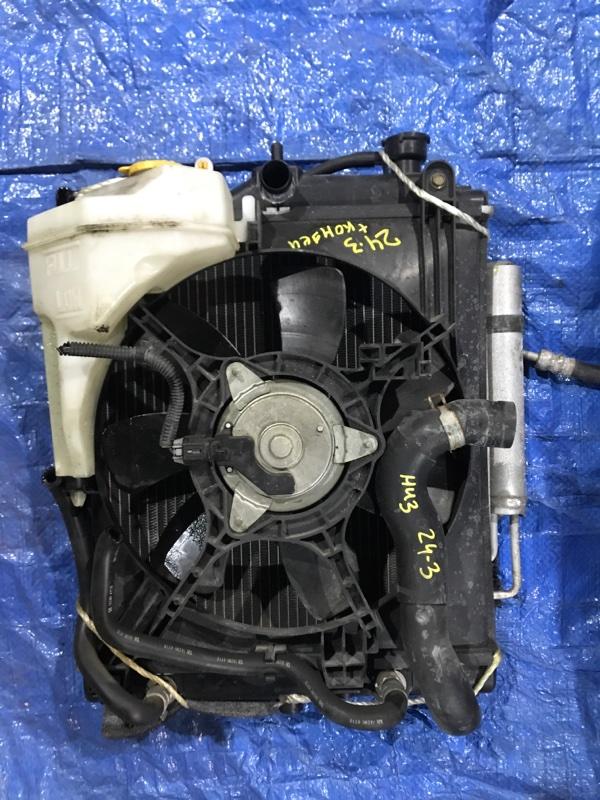 Радиатор двигателя Subaru R2 RC1 EN07