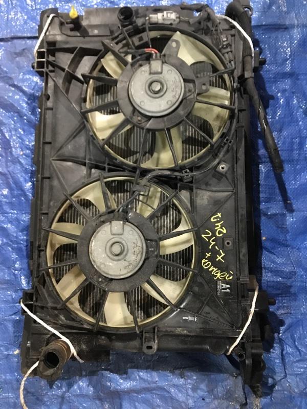 Радиатор двигателя Toyota Blade AZE156H 2AZ-FE