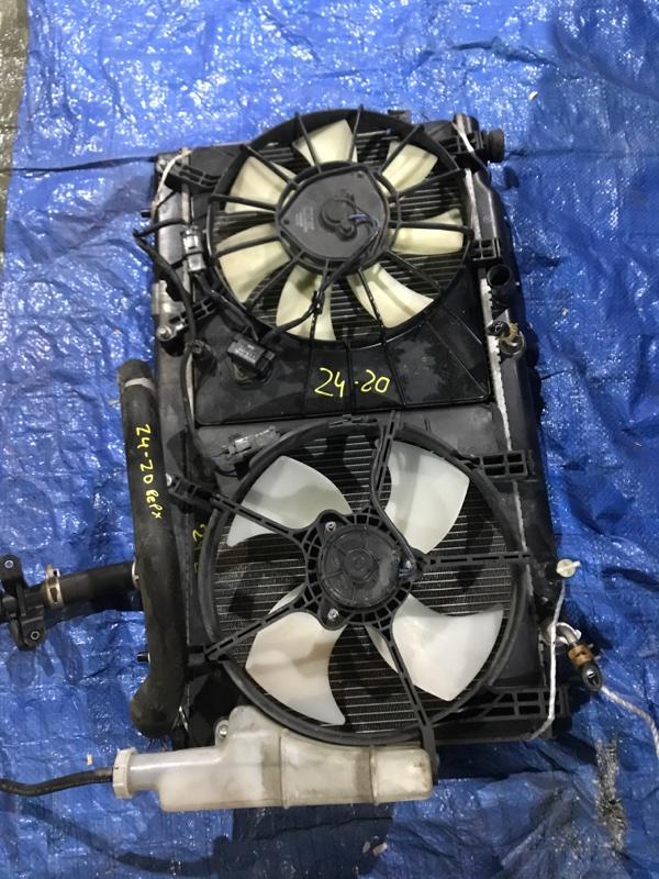Радиатор двигателя Honda Mobilio GB1 L15A